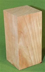 "Blank #749 - Cherry Solid Turning Blanks ~ 3"" x 3"" x 6"" ~ $8.99"